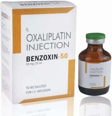 oxaliplatin injection 50