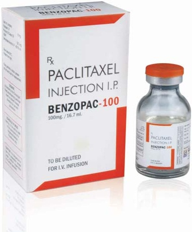 paclitaxel injection 100