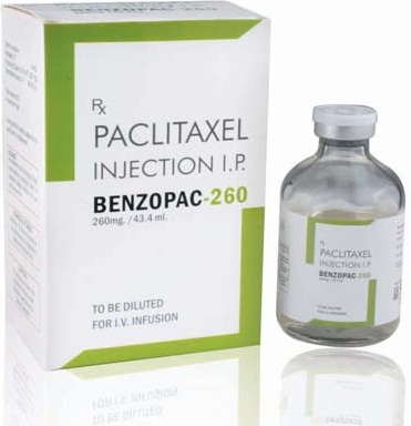 paclitaxel injection 260