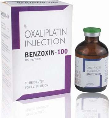 oxaliplatin injection 100