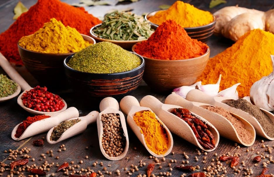 Cancer preventing spices: Essential food for cancer patients