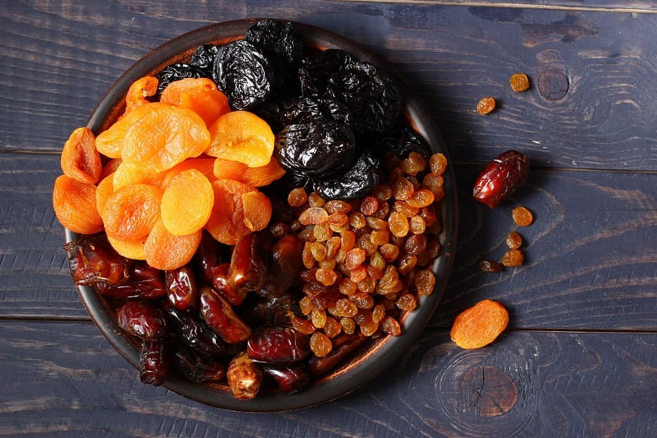 Dried Fruits: The quintessential food for cancer patients