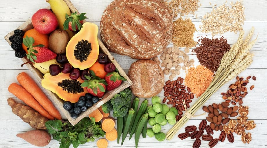 Soluble and insoluble fibers: The potent anti cancer foods