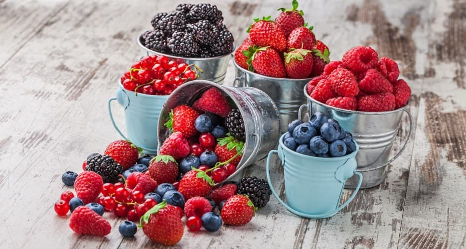 Berries: Potent Anti-Cancer Fruit