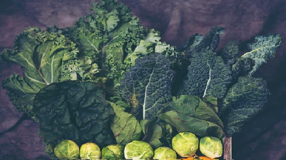 leafy vege