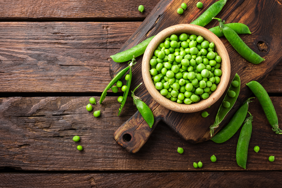 Garden pea in Cancer Prevention