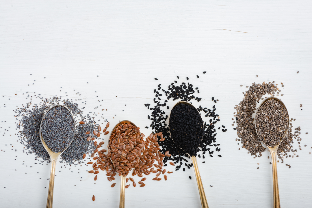 Nutritional Seeds for Cancer Prevention