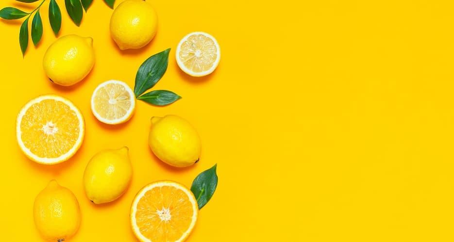 Anti-cancer foods: Lemon & lemon products