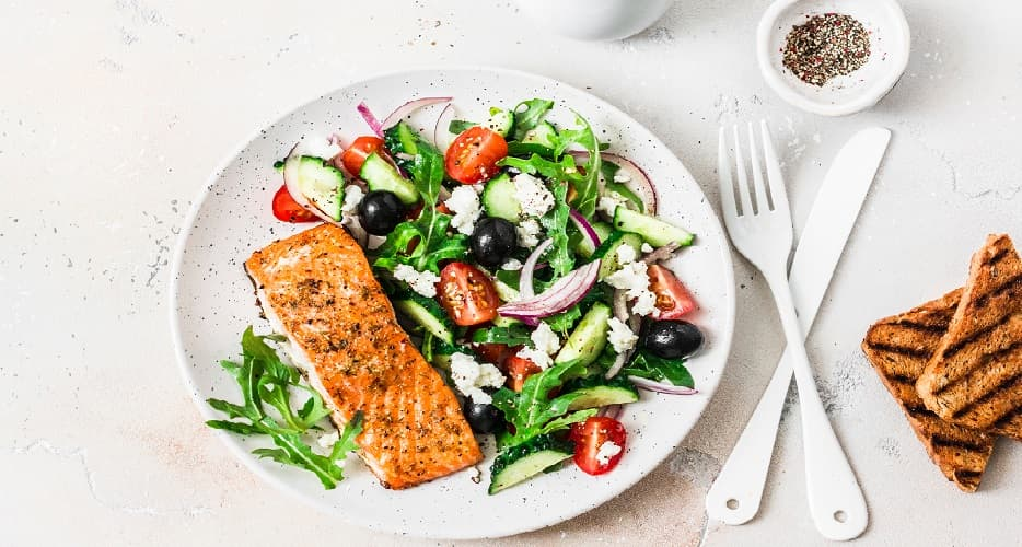 Mediterranean diet: Healthy eating for cancer prevention