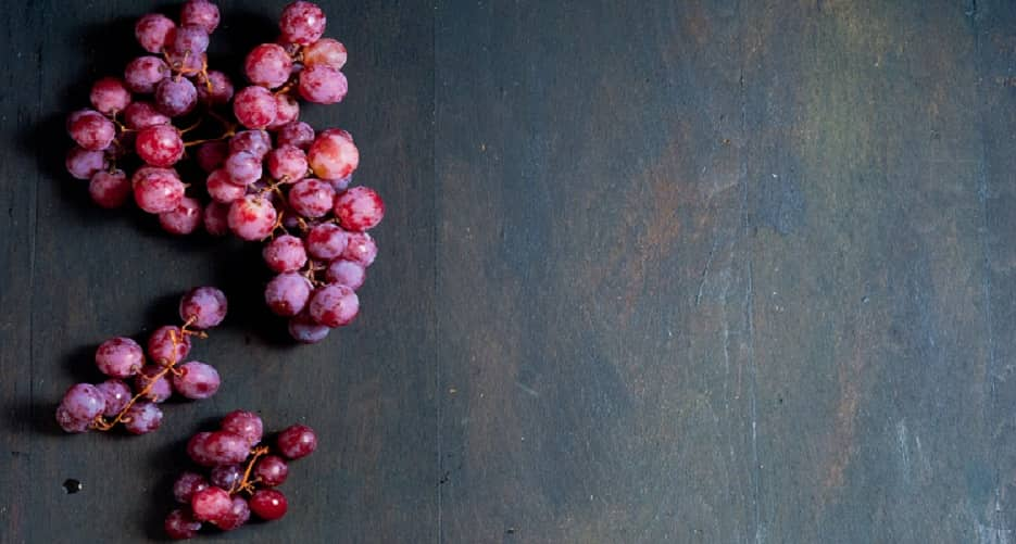 Know How Red Grapes are effective in Cancer Prevention
