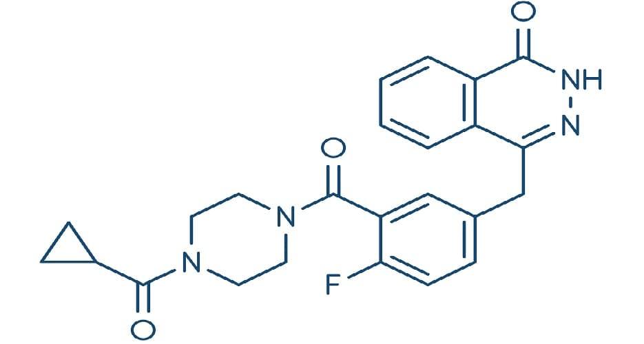 Effects of olaparib on Metastatic Castration-Resistant Prostate Cancer