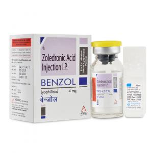 Benzol Lyophilized Injection