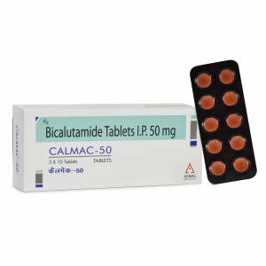 Bicalutamide Calmac 50 Tablets