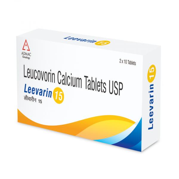 Leevarin 15 Tablets