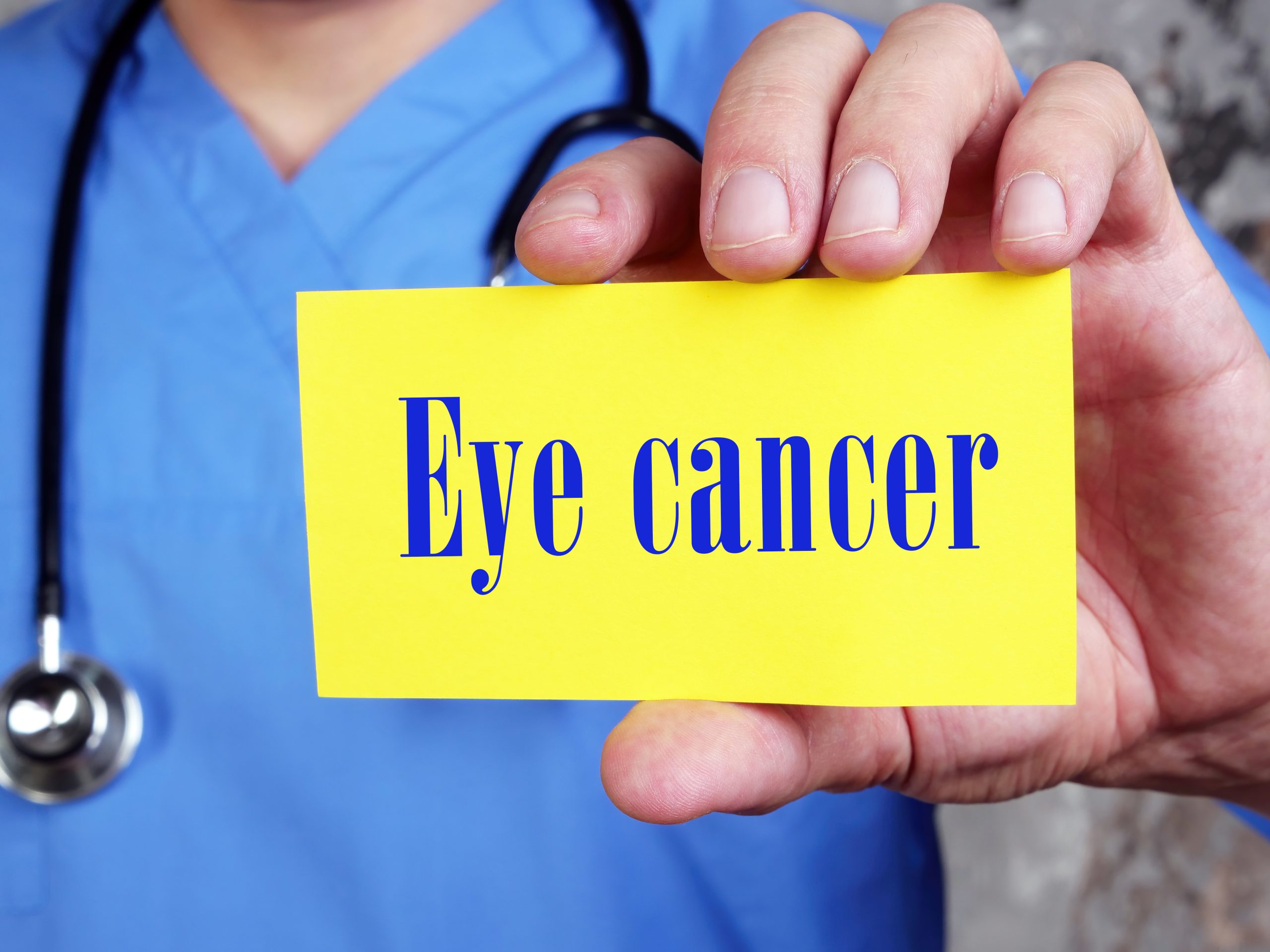 Eye Cancer: What you need to know?