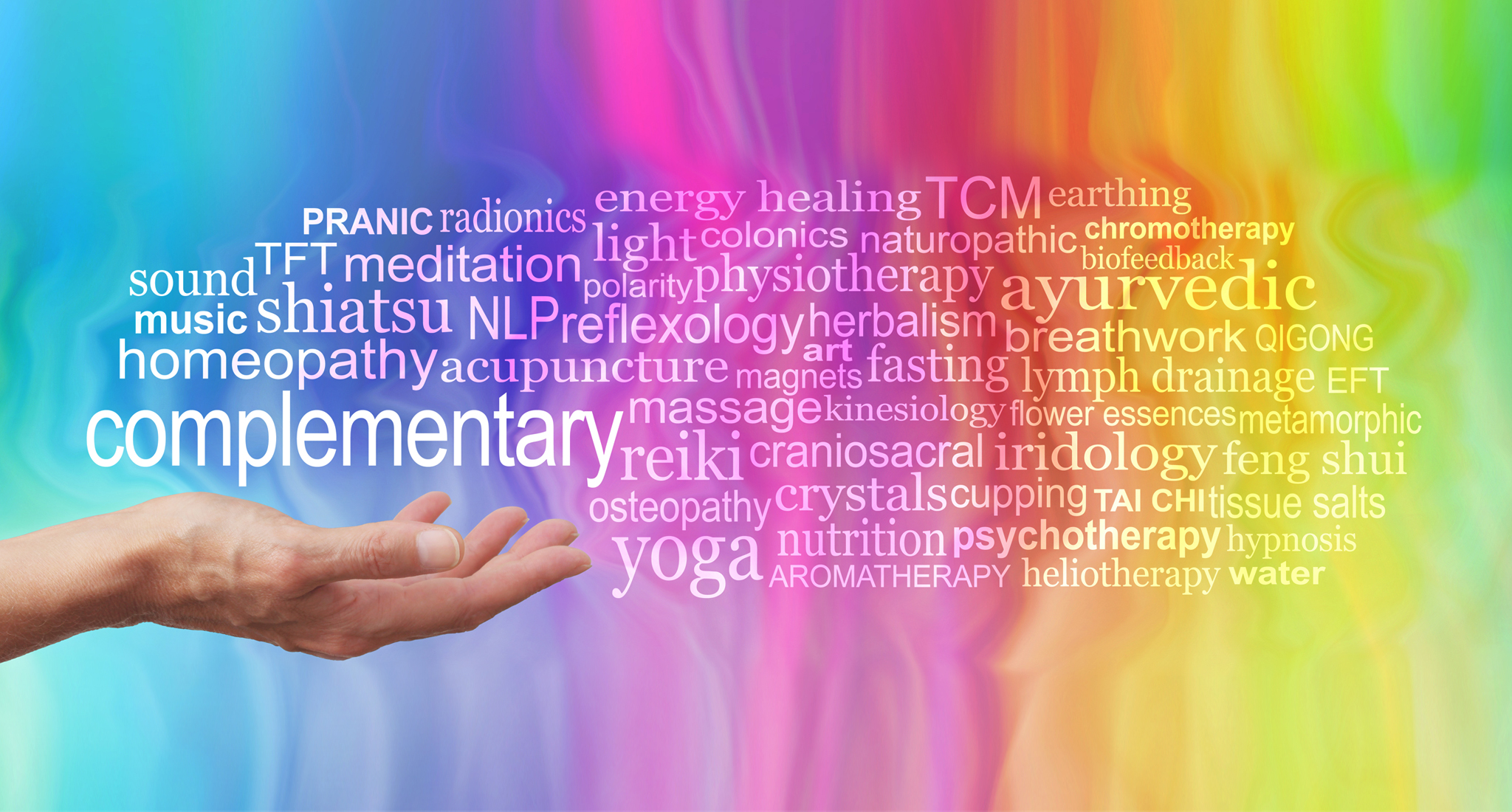 Complementary therapies for reducing pain in cancer patients