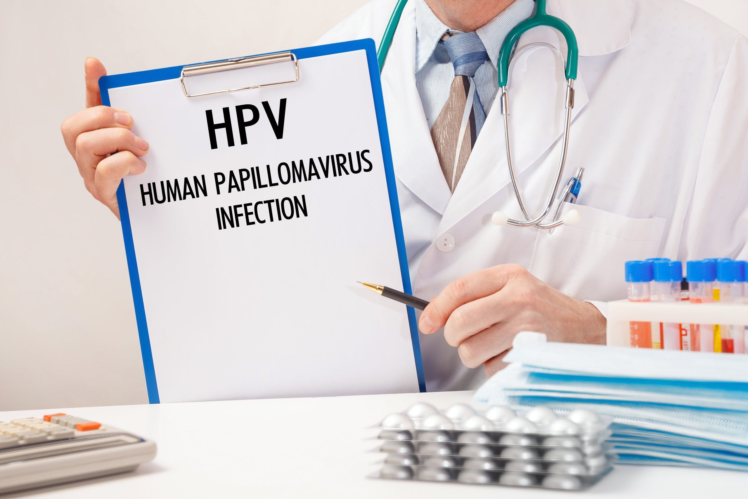 HPV infection: A well-established cause of certain cancers